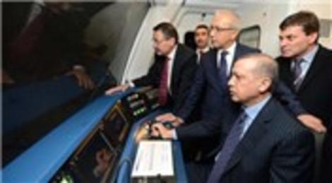 Recep Tayyip Erdoğan Kızılay-Çayyolu Metro Hattı'nın açılışını yaptı