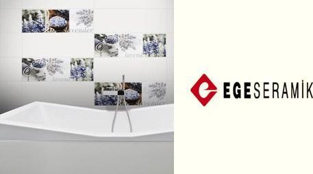 Ege Seramik, Albis Serisi ile doğanın canlı renklerini mekanlarla buluşturuyor