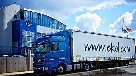 Ekol Lojistik'ten Yalova'ya liman, Barcelona'ya Ro-Ro hattı yatırımı