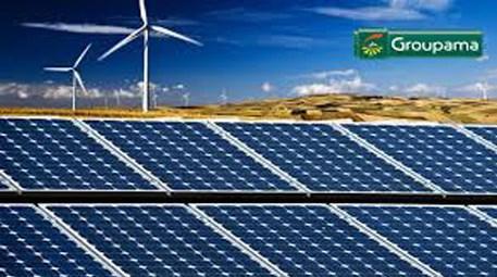 Groupama 'Yenilenebilir Enerji Sertifikası' aldı