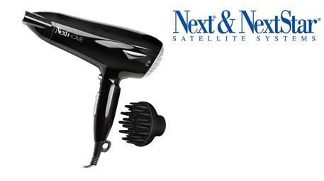 Kurutma makinesi Next Home saçlarınıza özen gösteriyor