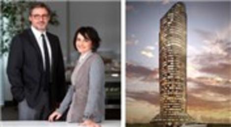 İki Design Group MIPIM'de Spine Tower ile ödül kazandı