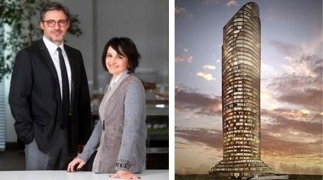 İki Design Group MIPIM'de Spine Tower ile ödül kazandı