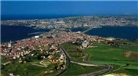 Büyükçekmece Kumsal Marine Sitesi'nde 4 villa icradan satışta