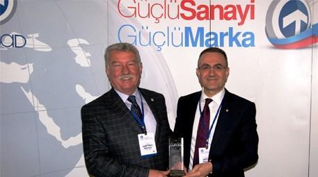 Aktaş Holding'e AR-GE projeleri ile ödül aldı