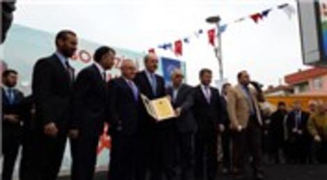 Ant Yapı'nın Üsküdar'da inşa ettiği Kirazlıtepe Boğaziçi Yaşam Merkezi açıldı