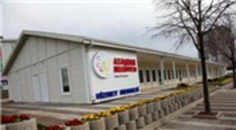 Yenişehir Hizmet Merkezi 19 Mart'ta açılıyor