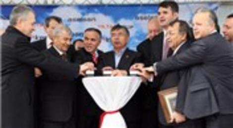 ASELSAN Hassas Optik Üretim Tesisi'nin temeli Sivas'ta atıldı
