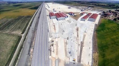 Eskişehir Hasanbey Lojistik Merkezi 19 Mart'ta açılıyor
