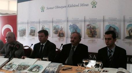 Bursa'da hazırlanan 8 kitapla köylerin kültürel mirası kayıt altına alındı