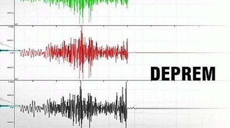 Van'da 4.2 büyüklüğünde deprem meydana geldi