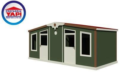Prefabrik Yapı A.Ş. katlanır sistem ve kayar sistem konteynerleri geliştirdi