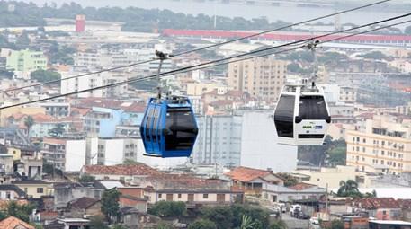 Ankara Yenimahalle-Şentepe teleferik hattı yarın açılıyor