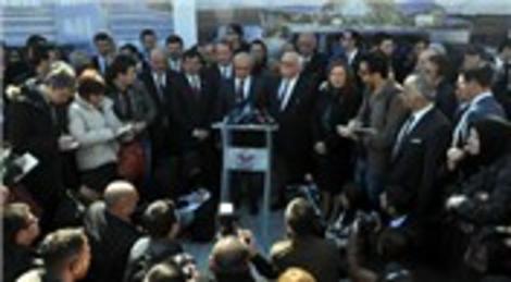Lütfi Elvan, Eskişehir YHT Demiryolu geçişindeki son durumu açıkladı