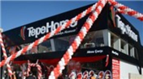 Tepe Home, İstanbul'daki 7. mağazasını Beylikdüzü'nde hizmete açtı