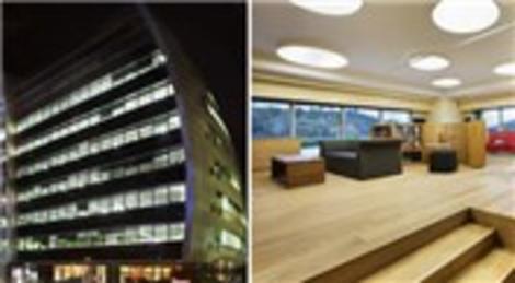 Anadolu Sigorta, merkez binasının hem yerini hem de tasarımını değiştirdi