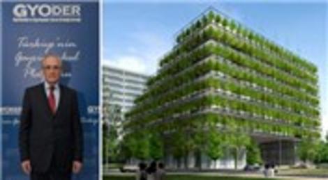 GYODER'in 15. Genel Kurul Toplantısı'nın ana faaliyet konusu yeşil binalar oldu