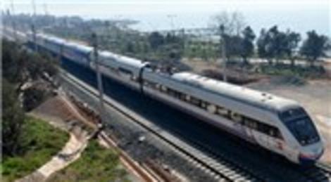 Yüksek hızlı tren fiyatı en fazla 100 lira olacak