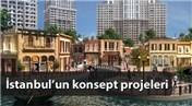 Konsept bir yaşam için bu projeleri seçin