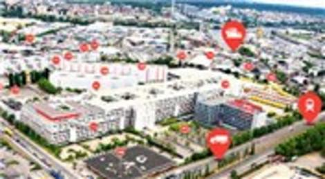 Servet GYO ilk yurtdışı yatırımını Almanya'ya yaptı