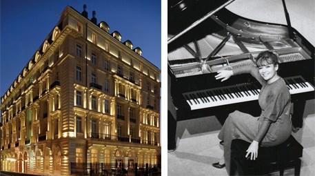Ünlü müzisyen İdil Biret Pera Palace Hotel Jumeirah'a geliyor