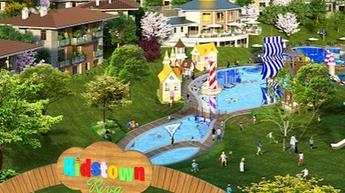 Kidstown Riva'da teslim tarihi yaklaşıyor