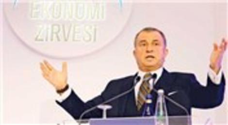 Fatih Terim 'Gelirimi gayrimenkul yatırımında değerlendiriyorum'