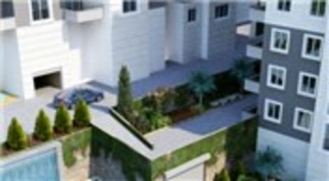 Huzurlu İnşaat, İstanbul'da 700 dairelik projeye imza attı
