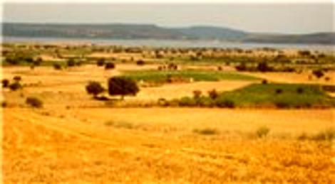 Aydın'da 820 bin dekar tarım arazisi suya kavuşacak