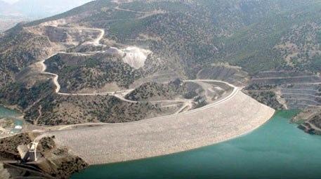 İstanbul'da içmesuyu barajları yüzde 33,1 oranında doldu