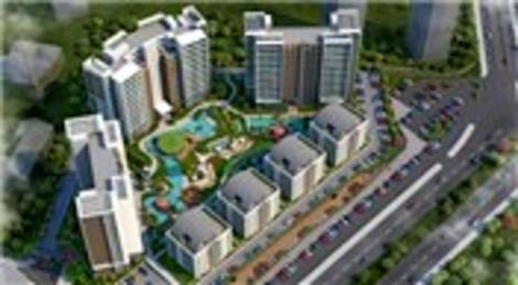 Seyran Şehir Kayaşehir, özel ferah dairelerden oluşuyor