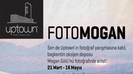 Uptown İncek yarışması Ankaralılar'ı Mogan'ın renkleriyle tanıştıracak
