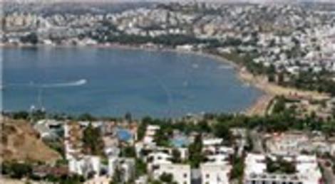Muğla Bodrum'da 5.8 milyon liraya icradan satılık 3 bina ve arsaları