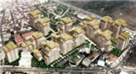 Emlak Konut Esenler Belediyesi'nden inşaat ruhsatını aldı