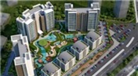 Seyran Şehir projesinde 400 bin liraya daire fırsatı