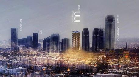 İstanbul INN Levent projesinde 238 bin dolara