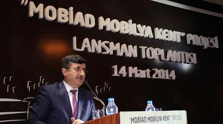 Mobilya Kent ile Trabzon'da 1200 kişiye istihdam sağlanacak