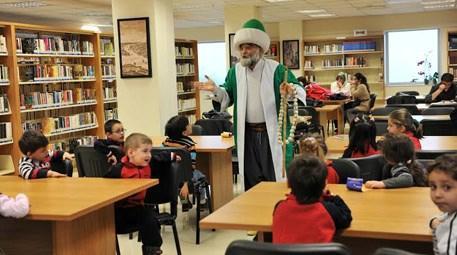 Yücel Çelikbilek'ten Beykozlulara Çocuk Kütüphanesi müjdesi geldi