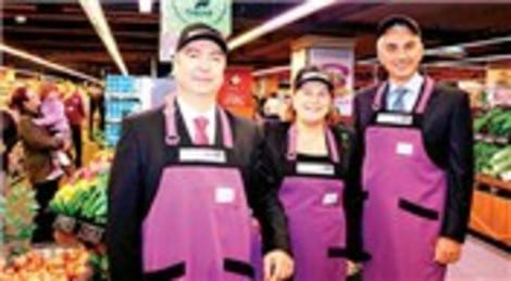 CarrefourSA ilk gurme marketini Selamiçeşme'de açtı