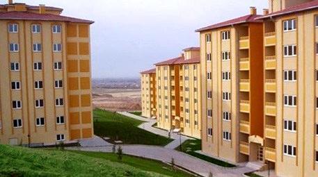TOKİ Erzincan'da 42 konut yapacak