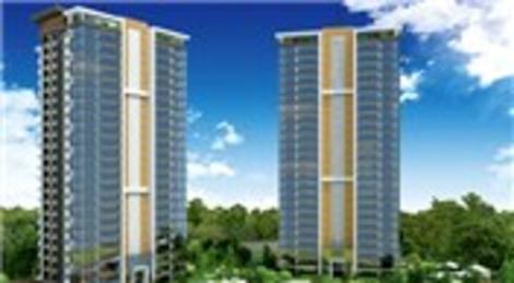 Sky Towers Samsun Atakum'da 450 bin liraya