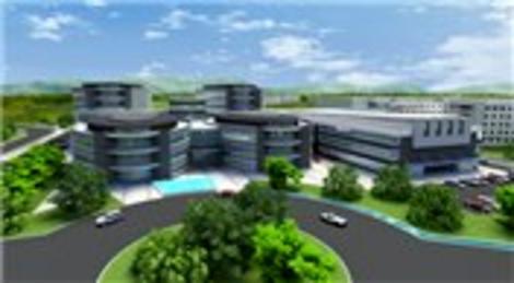 TOKİ Kastamonu'da 400 yataklı hastane inşa edecek