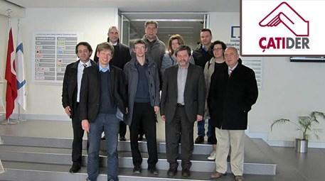 ÇATIDER, MULTITEXCO ürün geliştirme buluşmasına ev sahipliği yaptı