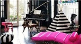 Kourtney Kardashian'ın lego evi