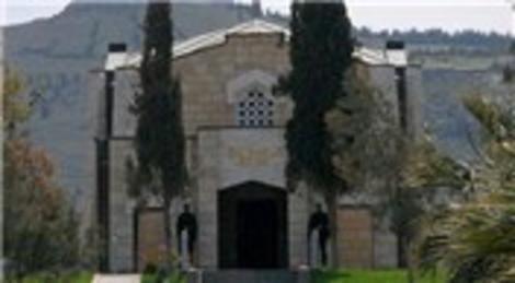 Süleyman Şah Türbesi, 4,2 milyon liraya onarıldı