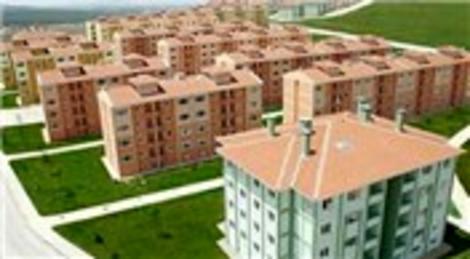 TOKİ Afyonkarahisar'da 30 konut için başvurular tamamlanıyor