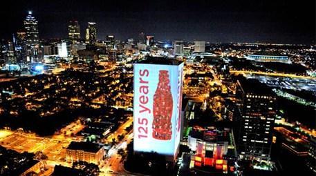 Coca-Cola, Dünya Saati'nde ışıklarını söndürdü