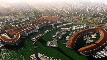 Viaport Marin ile Tuzla'ya 25 milyon turist gelecek
