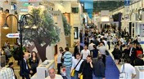 Bursa'da eş zamanlı fuarlara 5 günde 40 bin ziyaretçi bekleniyor
