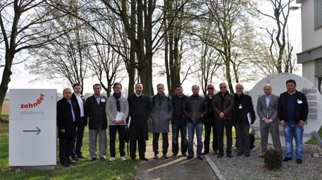 Zehnder, Almanya'da radyant iklimlendirme sistemlerini tanıttı